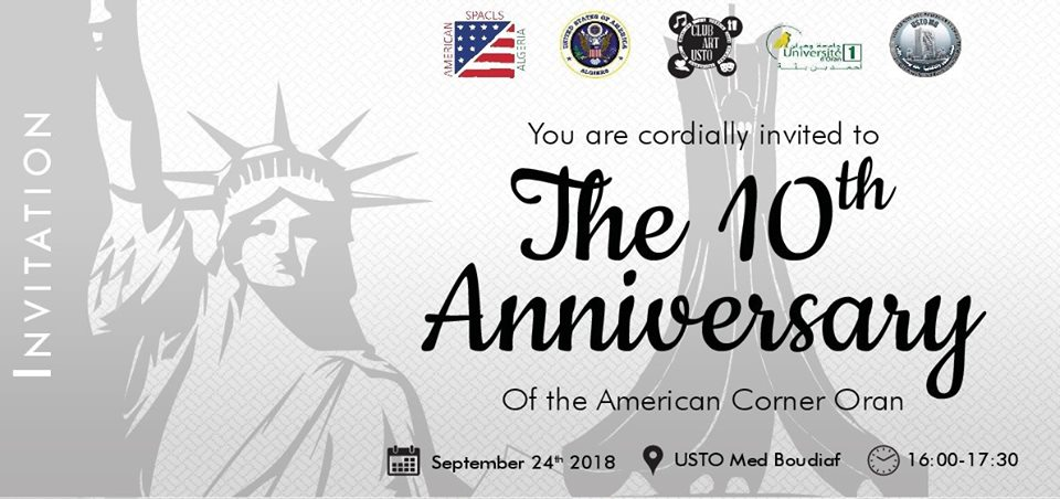The 10th Anniversary of the American Corner