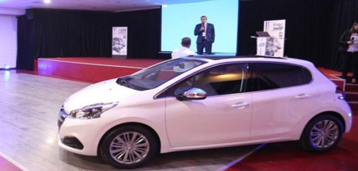 Peugeot lance la ''208''algérienne à Tafraoui