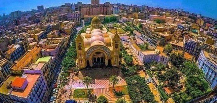 Concours national pour l'embellissement de la ville d'Oran