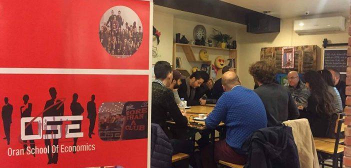 Parlons Economie : Le lancement du premier café économique d'Oran
