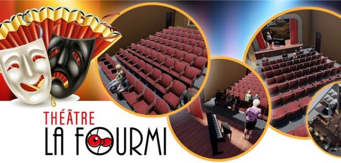 Théâtre La Fourmi, Un nouvel espace culturel bientôt à Oran
