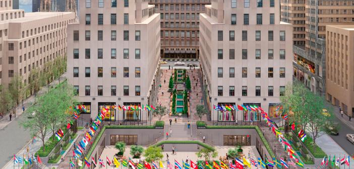 Le saviez-vous ? Le Rockefeller Center décoré avec du marbre Oranais