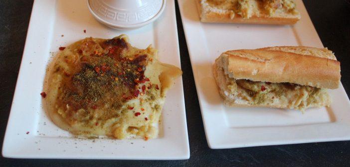 Calentica Un plat emblématique d'Oran à l'arrière-gout d'improvisation