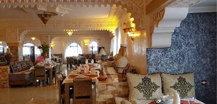 Cuisine spécialité Marocaine a Oran au Restaurant Marrakech